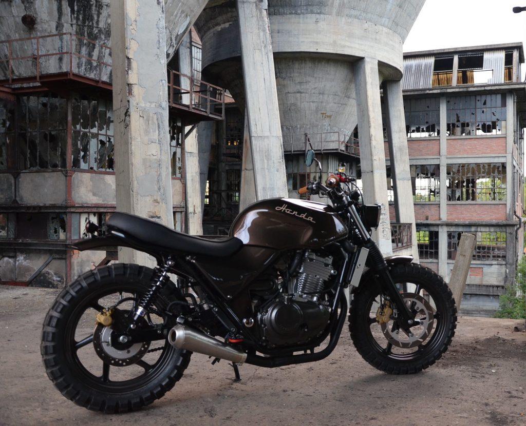 honda cb 500 scrambler freeride motos racing. Black Bedroom Furniture Sets. Home Design Ideas